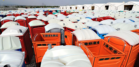 Champion Portable Toilets in Sioux Falls,  SD